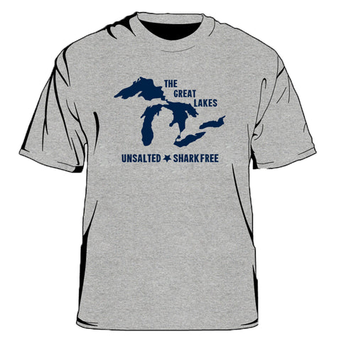 Great Lakes Unsalted Men's T-Shirt