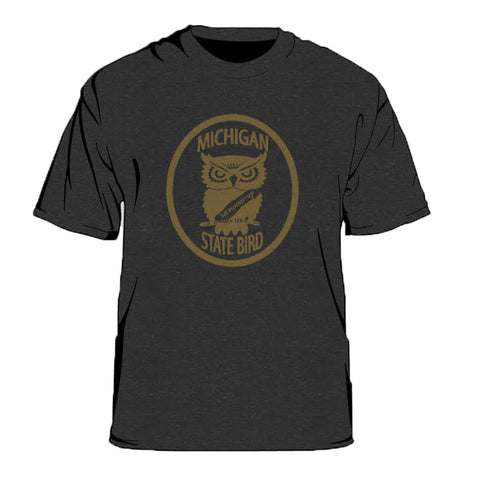 Michigan State Bird Men's T-Shirt