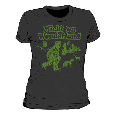 Michigan Wonderland Women's T-Shirt