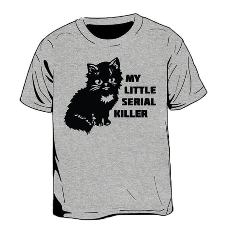 My Little Serial Killer Kid's T-Shirt