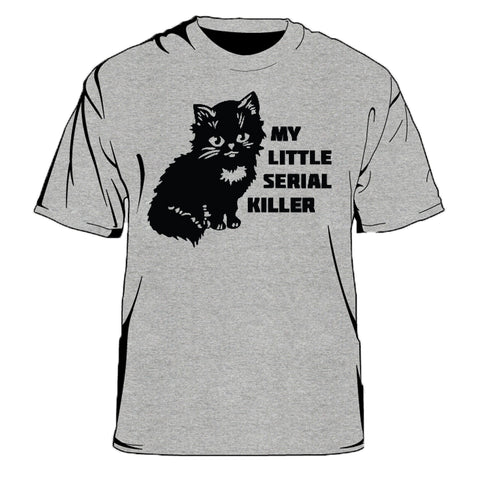My Little Serial Killer Men's T-Shirt