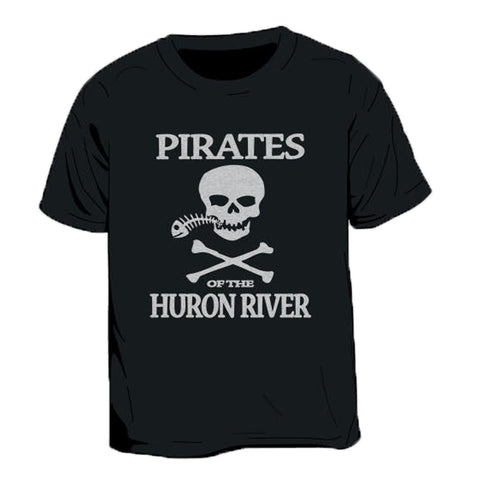 Pirates Of The Huron River Kid's T-Shirt