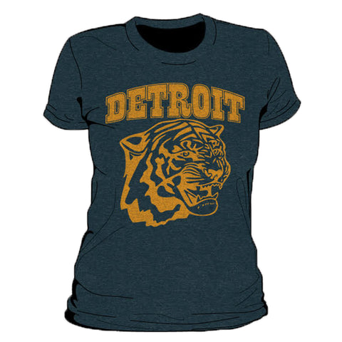 Tiger Detroit Women's T-Shirt