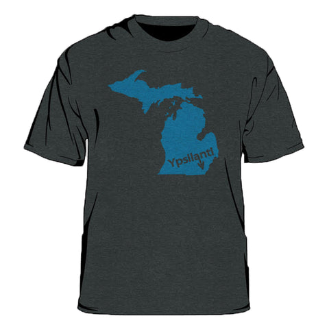 Ypsilanti Arrow Men's T-Shirt