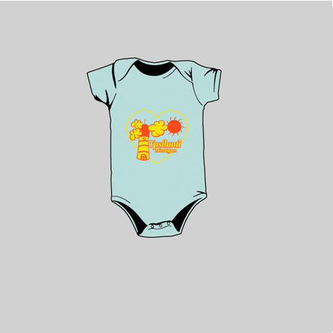Ypsilanti Cartoon Onesie
