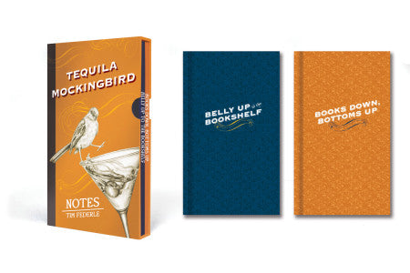 Tequila Mockingbird Book