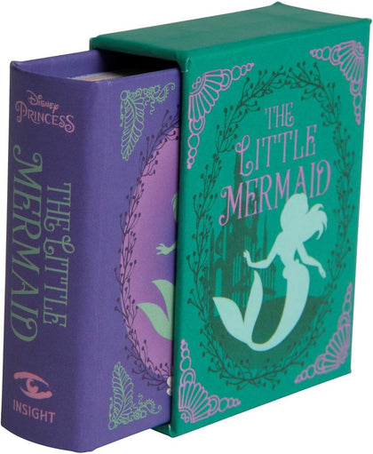 The Little Mermaid Mini Book