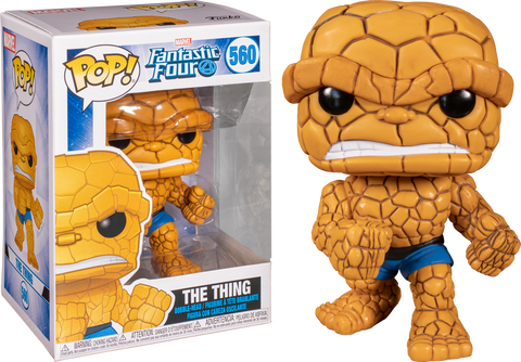 The Thing POP Figure Marvel