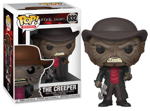 The Creeper POP Figure