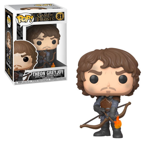 Theon w/ Arrows POP Figure