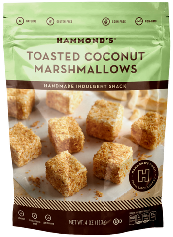 Toasted Coconut Marshmallow