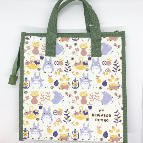 Totoro Insulated Lunch Bag