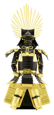 Toyotomi Armor Metal Model