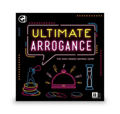 Ultimate Arrogance Game