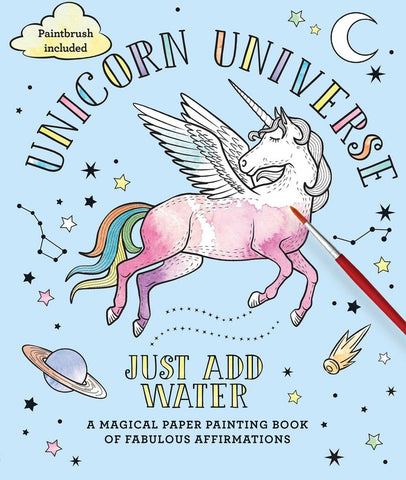 Unicorn Universe Painting Book