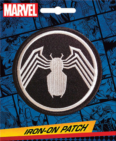 Venom Iron-On Patch