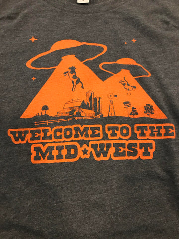 Welcome to the Midwest Men's T-Shirt