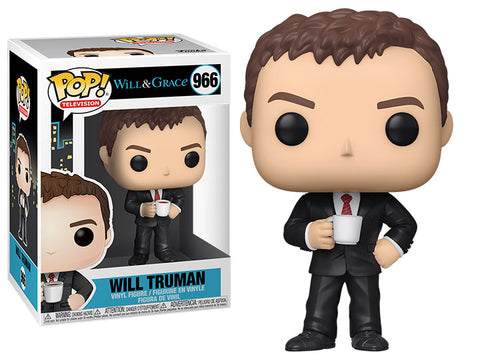 Will Truman POP Figure Will & Grace