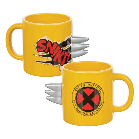 Wolverine Claw Sculpted Mug