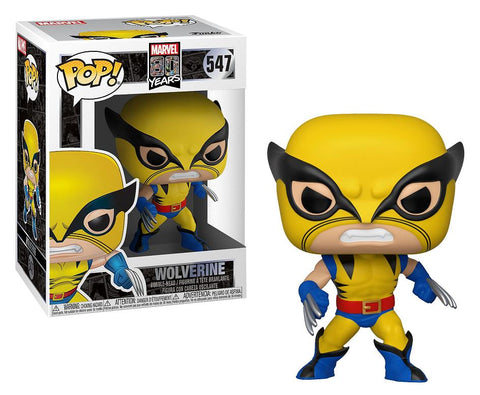 Wolverine 80th POP Figure