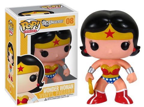 Wonder Woman Funko POP Figure