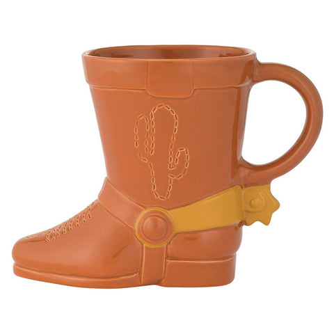 Sheriff Woody Boot Sculpted Mug Toy Story