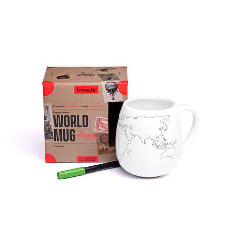 World Mug White