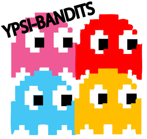 Ypsi Bandits Sticker