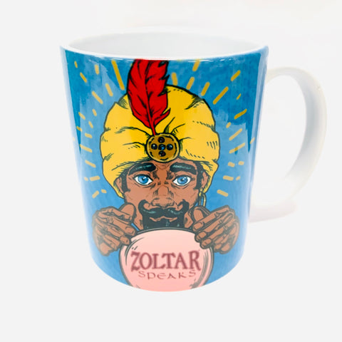 Zoltar Crystal Ball Mug
