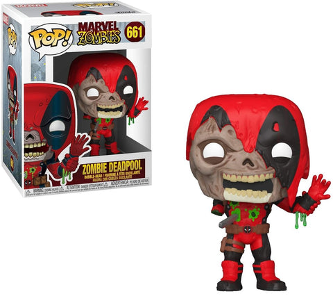 Zombie Deadpool POP Figure