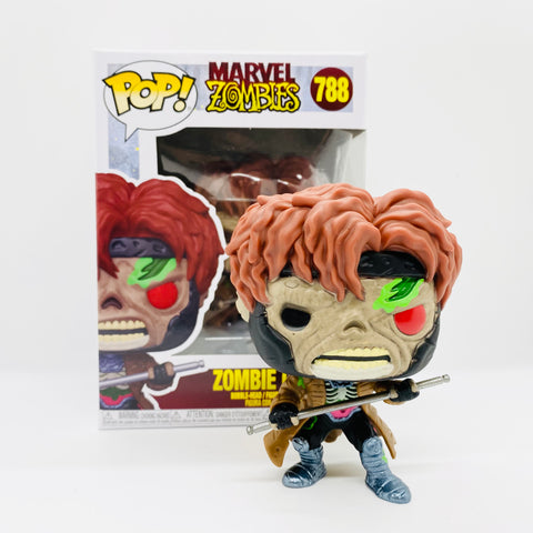Zombie Gambit POP Figure
