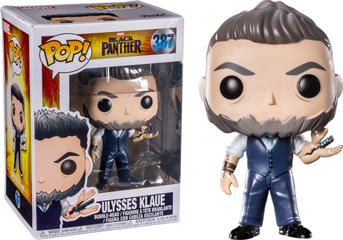 Ulysses Klaue POP Figure