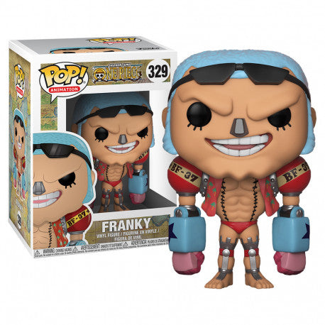 Franky POP Figure