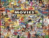 The Movies 1000 Piece Jigsaw Puzzle