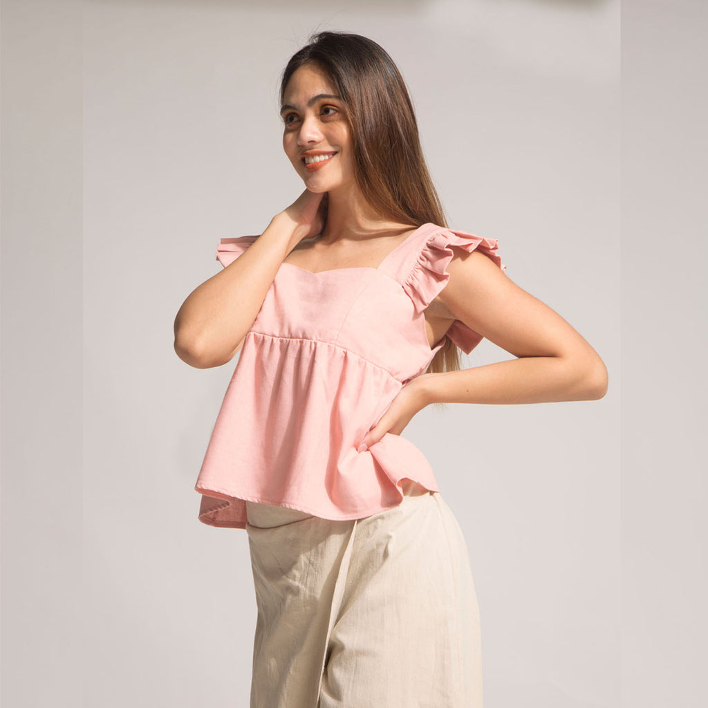 PERTH Sleeveless Top