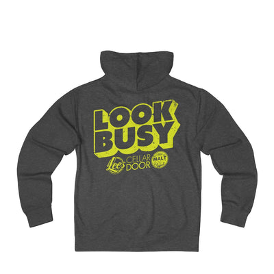 Lookbusy French Terry Zip Hoodie