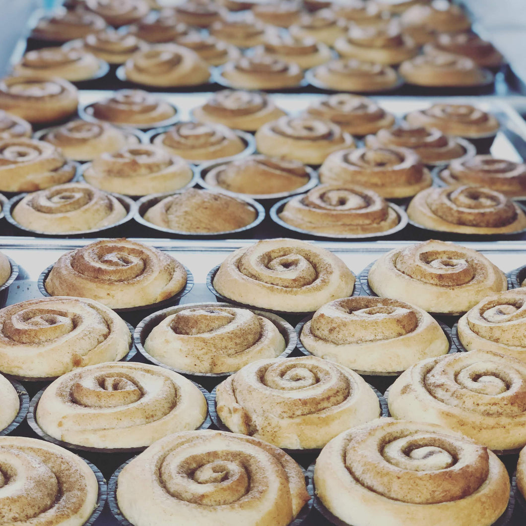 World's Best Cinnamon Rolls: 4-packs