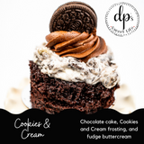 Cookies & Cream - Cupped Cake