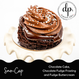 Triple Chocolate - Cupped Cake