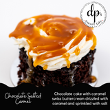 Chocolate Salted Caramel - Cupped Cake