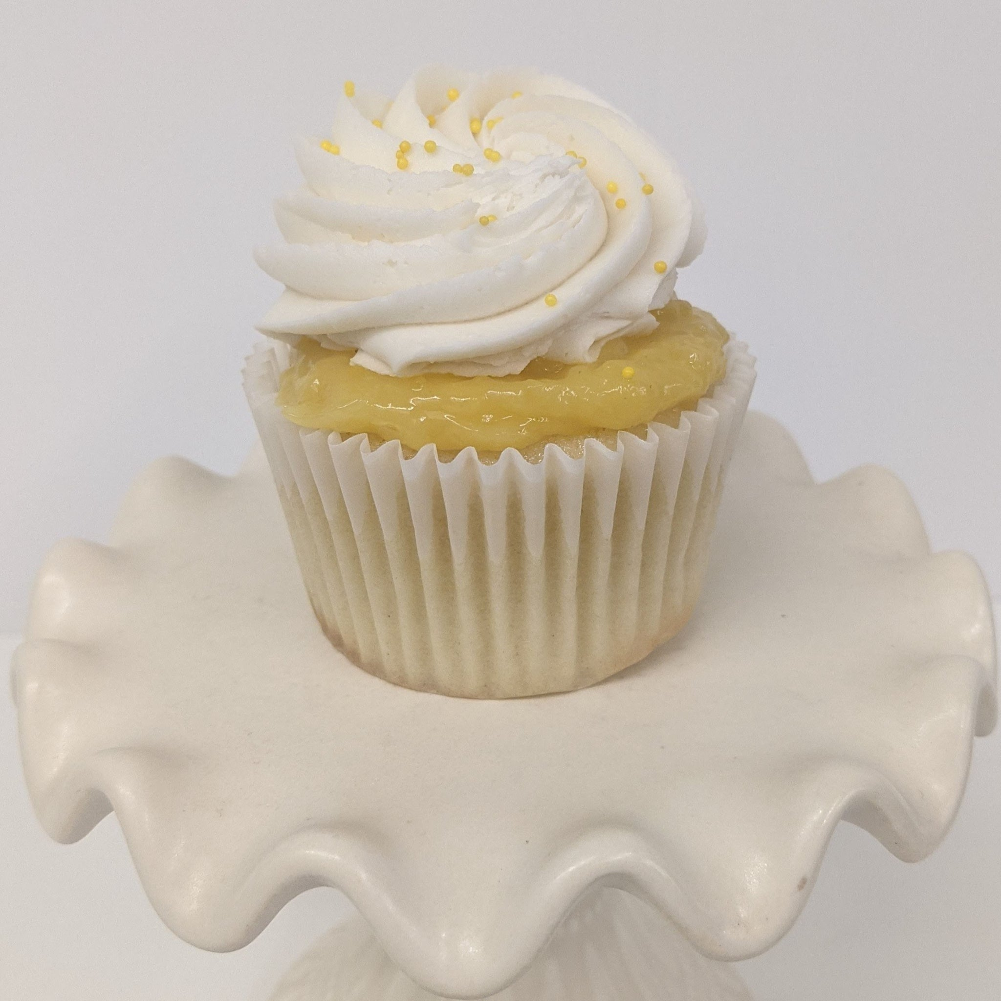 Lemon Delight Cupcake - 6 cupcakes