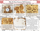 World's Best Cinnamon Rolls: Bake-At-Home 4-pack