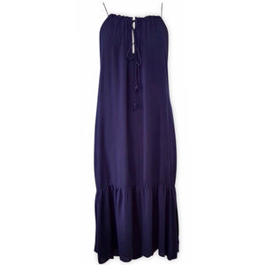 Ava Maxi Dress Midnight Blue