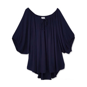 Lola Top (long) Midnight Blue