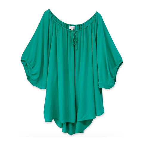 Lola Top (long) Emerald