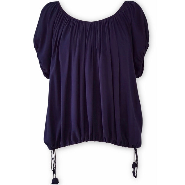 Rose Top Midnight Blue
