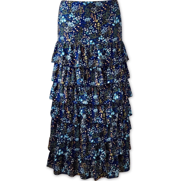 Isabella Maxi Skirt/Dress Midnight Blue Mini