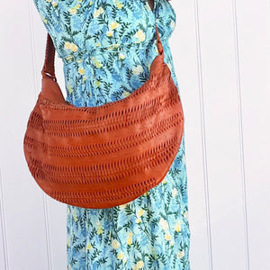 Boho Over-shoulder Slouch Bag