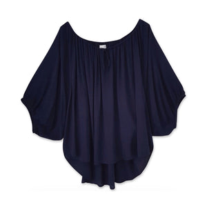Lola Top (short) Midnight Blue