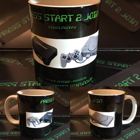 MUG - First Edition PS2J Limited Run of only 36 in existence